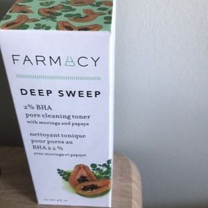 Farmacy toner Deep Sweep- BNIB